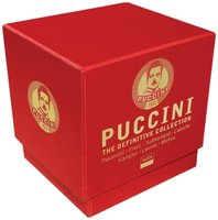 Audio CD Various Artists. Puccini: Definitive Collection