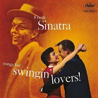 LP Frank Sinatra. Songs For Swingin' Lovers (LP)