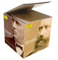 Audio CD Various Artists. Brahms: Complete Edition