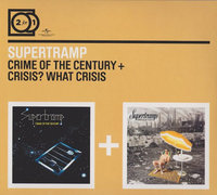 Supertramp. Crime Of The Century/ Crisis? What Crisis? (2 CD)