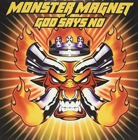 LP Monster Magnet. God Says No (LP)