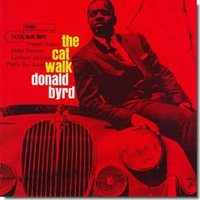 Audio CD Byrd Donald. The Cat Walk