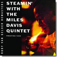 Audio CD Davis Miles. Steamin' with the Miles Davis Quintet