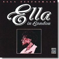 Audio CD Fitzgerald Ella. Ella in London