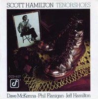 Audio CD Scott Hamilton. Tenorshoes