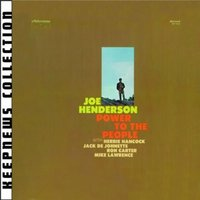 Audio CD Joe Henderson. Power To The People (Keepnews Collection)