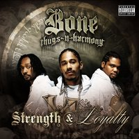 Audio CD Bone Thugs-N-Harmony. Strength & Loyalty