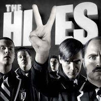 Audio CD The Hives. The Black And White Album