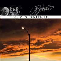 Audio CD Alvin Batiste. Marsalis Music Honors Series