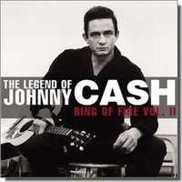 Audio CD Cash Johnn. Ring Of Fire, Vol. II. The Legend Of Johnny Cash
