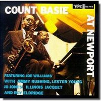 Audio CD Basie Count. At Newport