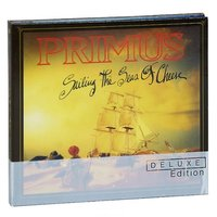 Blu-Ray + Audio CD Primus. Sailing The Seas Of Cheese