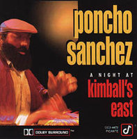 Audio CD Sanchez Poncho.A Night At Kimball's East