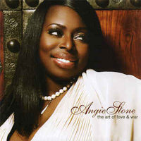 Audio CD Stone Angie. The Art Of Love & War