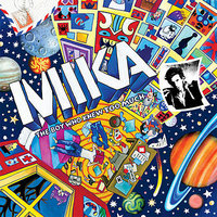 Audio CD Mika. The Boy Who Knew Too Much