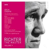 Audio CD Sviatoslav Richter. Bach / Chopin