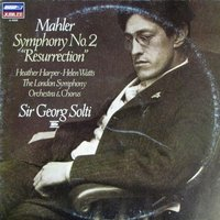 Audio CD Georg Sir Solti. Mahler: Symphony 2 �Resurrection�