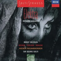 Audio CD Sir Georg Solti. Strauss, R.: Elektra