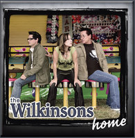 Audio CD The Wilkinsons. Home
