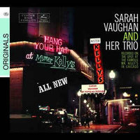 Audio CD Sarah Vaughan. At Mister Kelly's