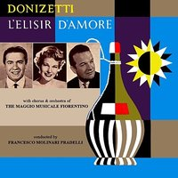 Audio CD Donizetti L'Elisir D'Amore