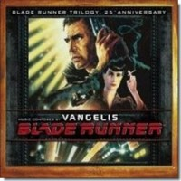 Audio CD Vangelis. Blade Runner Trilogy: 25 Anniversary