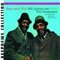 Audio CD Milt Jackson And Wes Montgomery. Bags Meets Wes (Keepnews Collection)
