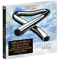 DVD + Audio CD Mike Oldfield. Tubular Bells (deluxe)
