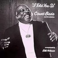 Audio CD Count Basie. I Told You So