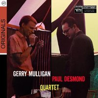 Audio CD Gerry Mulligan & Paul Desmond. Blues In Time