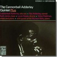 Audio CD Adderley Cannonball. The Quintet Plus