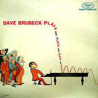 Audio CD Dave Brubeck. Plays And Plays And Plays...