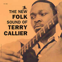 Audio CD Terry Callier. The New Folk Sound Of Terry Callier