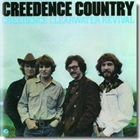 Audio CD Creedence Clearwater Revival. Creedence Country