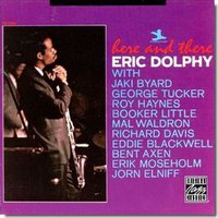 Audio CD Dolphy Eric. Here And There