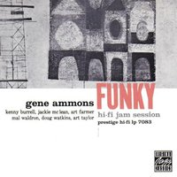 Audio CD Gene Ammons. Funky
