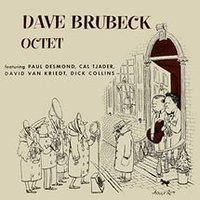 Audio CD Dave Brubeck. The Dave Brubeck Octet