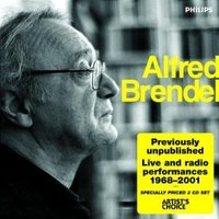 Audio CD Alfred Brendel. Brendel's Personal Choice Of BBC Recitals. Include