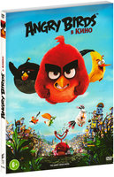 Angry Birds в кино (DVD) / The Angry Birds Movie