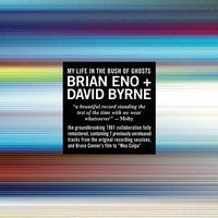 Audio CD Eno Brian & Robert Fripp. My Life Is The Bush Of Ghosts
