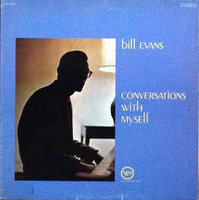 Audio CD Bill Evans. Conversations With Myself