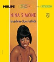 Audio CD Nina Simone. Broadway. Blues. Ballads