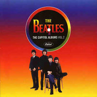 Audio CD The Beatles. The Capitol Albums Vol. 2