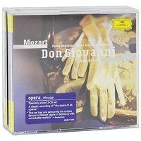 Audio CD Karl Boehm. Mozart: Don Giovanni