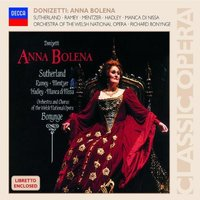 Audio CD Dame Joan Sutherland. Donizetti: Anna Bolena