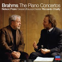 Audio CD Nelson Freire. Brahms: The Piano Concertos