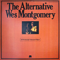 Audio CD Wes Montgomery. The Alternative Wes Montgomery