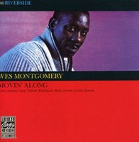 Audio CD Wes Montgomery. Movin` Alone