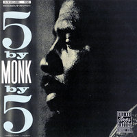 Audio CD Thelonious Monk. 5 By Monk By 5