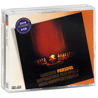 Audio CD Hans Knappertsbusch, Bayreuther Festspiele. Wagner. Parsifal